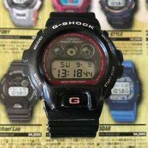 CASIO G-SHOCK DW-6900CM-1JF wrist watch designed and selected by fans snake