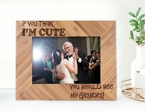 Grandpa's Gift, Father's Day Gift, Best Gift For Grandpa, Custom Picture Frame