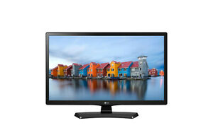 """LG 24"""" Wide Screen Smart TV with built-in WiFi Streaming and Virtual Surrou..."""