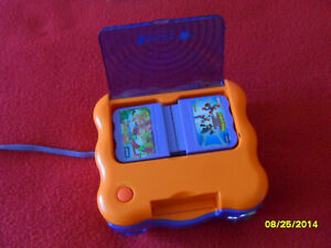 Vtech V.Smile TV Learning System with 6 Games and Controller..Clean Tested