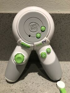 LeapTV Transforming LeapFrog Controller Gaming System Leap TV Video Game Remote