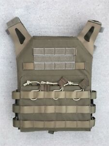 MODI JPC Swift Tactical Plate Carrier made by FLYYE Industries - Coyote Brown