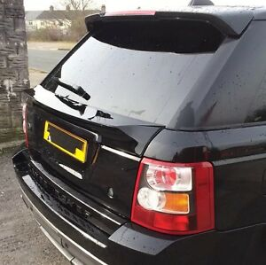 Range Rover Sport 2005-2012 Mid Level Rear Spoiler Bespoke Design Painted