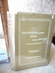 HUNTING For GOLD1971Major William DownieDJ