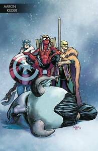 War of the Realms #4 Young Guns Variant Cover STOCK PHOTO Marvel 2019 00421