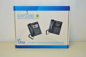 Grandstream Innovative IP Voice & Video GXP2200 Enterprise Multimedia Phone