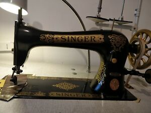 SINGER LEATHER SEWING MACHINE INDUSTRIAL COMMERCIAL $500.00