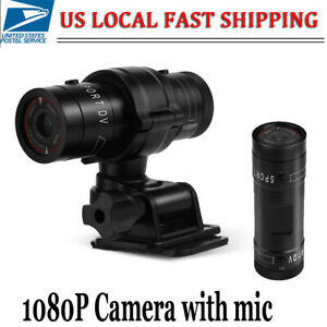 Mini HD 1080P Sport Action Camera Video DVR DV Camcorder for Bike Motorcycle