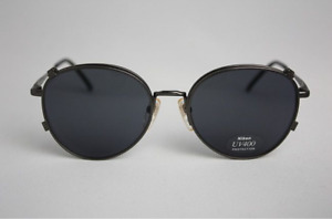 Nikon Lolita Lempicka LL 7766 Bounced Sunglasses Black UV 400 Protection