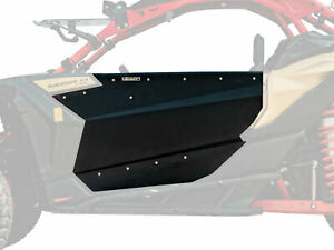 SuperATV Heavy Duty Aluminum Doors for Can-Am Maverick X3 (2017+)