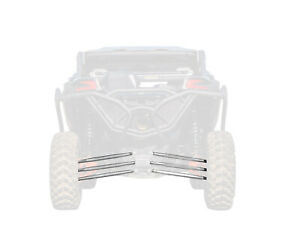 SuperATV Billet Aluminum Radius Arms for Can-Am Maverick X3 (64