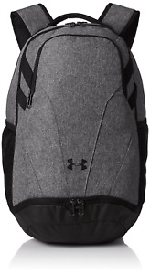 Under Armour Unisex Men Women UA Team Hustle 3.0 Backpack Bag Grey 1306060 040 $37.99