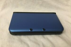Nintendo 3ds Xl Console Launch Edition - Blue - Console ONLY