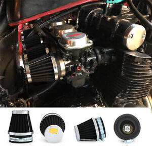 4X Motorcycle Air Filters Cleaner 50mm for Honda Nighthawk 250 450 650 750 700 $21.99