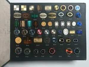 Design Watches  Salesman's Sample Book of Watch Faces