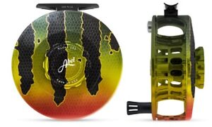ABEL SDS SEALED DRAG SALT #910 WEIGHT FLY REEL IN PEACOCK BASS FREE $100 LINE