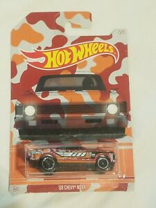 Hot Wheels Camo Series '68 Chevy Nova