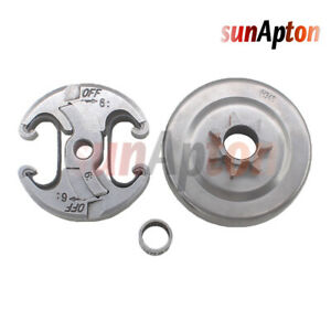 Clutch Sprocket Bearing.325 7T For Husqvarna 340 345 350 351 353 445 450 $14.35