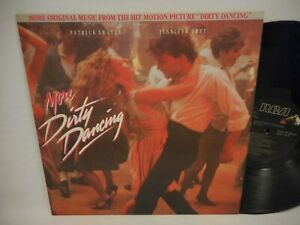 More Dirty Dancing Soundtrack LP EX 1988 RCA Otis Redding Surfaris The Shirelles