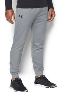 NWT UNDER ARMOUR Big & Tall STORM Fleece Jogger Sweatpants GRAY 3XL 4XL 4XLT