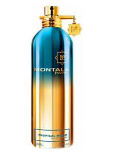 TROPICAL WOOD BY MONTALE-UNISEX-EDP-SPRAY-3.3 OZ-100 ML-AUTHENTIC TESTER-FRANCE