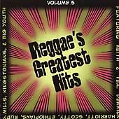 Reggae's Greatest Hits, Vol. 5 by V/A (CD, 1996, Heartbeat Select) Brand New