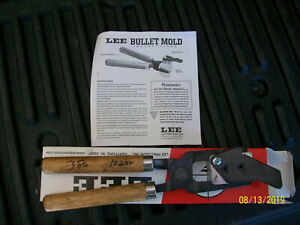 LEE Mold 2 Cavity Bullet  Mold 356-102-1R 102 Grain 380 9mm  #90305