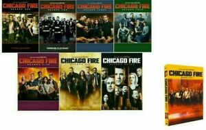 Chicago Fire: The Complete Seasons 1 7 Series Bundled