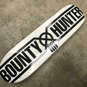 BOUNTY HUNTER skateboard deck state used goods sports leisure logo
