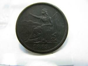 NEW YORK NY MERCHANT CIVIL WAR  STORE CARD TOKEN