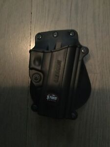 Fobus Paddle conceal tactical retention holster for sig sauer mosquito