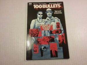 100 Bullets: Hang Up On The Hang Low TPB Vol. 3, Collects Issues 15-19