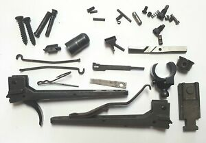 Vintage Winchester Model 94 Lot of 23+ Gun Parts Trigger, Front Sight, Etc