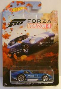 SHELBY COBRA DAYTONA COUPE FORZA HORIZON 4 SERIES HOT WHEELS HW DIECAST 2019