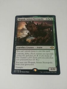 Hogaak, Arisen Necropolis Magic the Gathering Modern Horizons M/NM Never Played