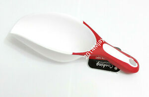 NEW RED & WHITE COOKING CONCEPTS ICE SCOOP 8-1/2
