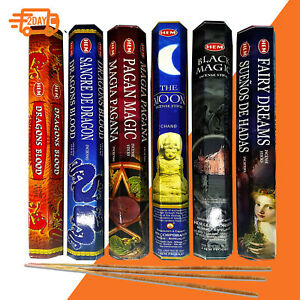 Pagan Magic Incense Sticks Set Witchcraft Supplies and Insences Tools for Wiccan