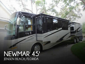 2008 Newmar Mountain Aire Diesel Pusher 4528