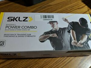 SKLZ Baseball Power Combo BULLET BAND & POWER HANDLE set NEW softball