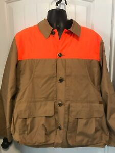 Woolrich Thornrich Field Upland Jacket Hunting Outdoors New Size XL Medium