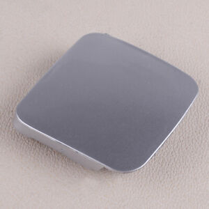 Silver Right Side Front Bumper Tow Hook Eye Cover Cap Fit For Toyota RAV4 09 12 $10.85