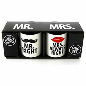 Our Name Coffee Cups Mugs Is Mud Mr. Right And Mrs. Always Right Mugs By Lorrie