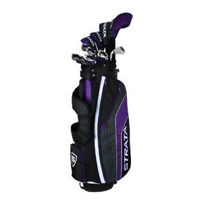 2019 Callaway STRATA ULTIMATE 16-Piece Complete Set wBag Womens Right Hand