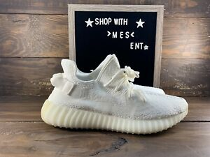 Adidas Yeezy Boost 350 V2 Cream Triple White Size 9