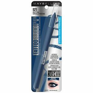 Maybelline Tattoo Studio Gel Liner Pencil in 921 Deep Teal*