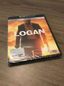 Logan (4K Ultra HD + Blu-ray + Digital 2017) Wolverine X-men