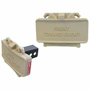 GGG-1791 Claymore Mine Hitch Cover Tan Sports & Outdoors