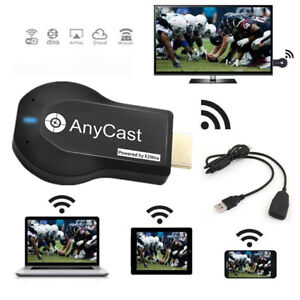 Anycast M2 Plus WiFi Display Dongle Receiver Airplay Miracast HDTV 1080P PLV US
