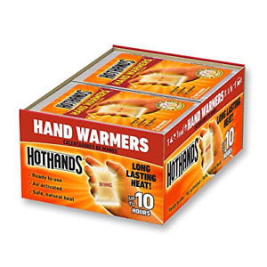 HotHands Hand Warmers 1 2 5 8 10 20 32 40 Pairs Safe Heat Exp 6-23 FREE  SHIP