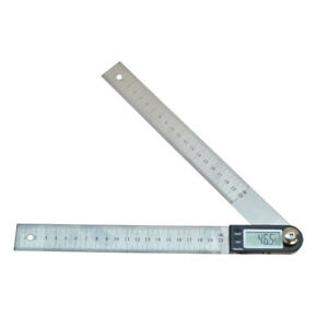 11quot; Precision Measuring Digital Protractor Goniometer Electronic Angle Finder $21.50